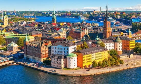 Stockholm – Suède