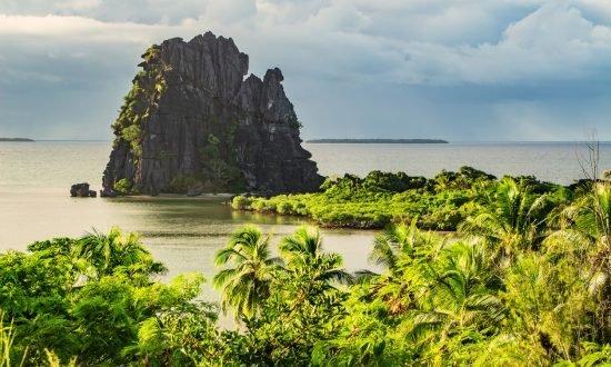 Zeilen Nieuw-Caledonië