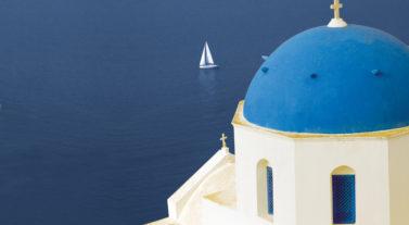 Eilandhoppen tijdens een zeilvakantie in Griekenland