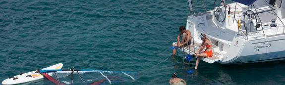 bateau Oceanis 48 - location de voilier