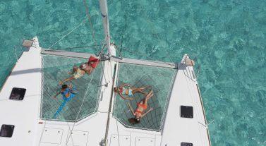 Nos croisières avec équipage, le luxe du sur-mesure pour toutes occasions Dream Yacht Charter