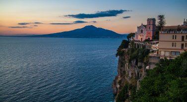 croisière en Italie croisière Naples, Dream Yacht Charter, Vésuve