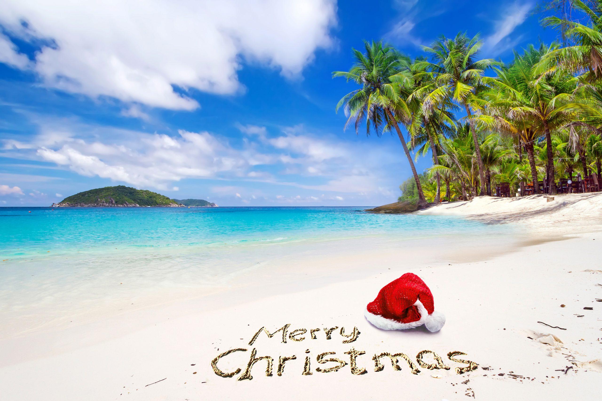 Merry Christmas with santa_une croisière de Noël aux Antilles_Dream yacht charter