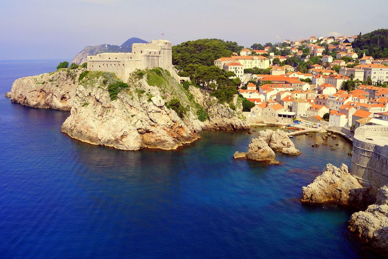 dubrovnik_croisière en croatie_dream yacht charter