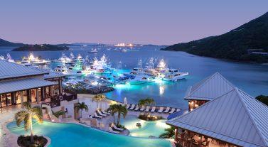 Resort Dusk Scrub Island