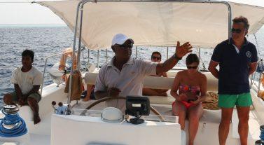 croisière en bateau avec skipper