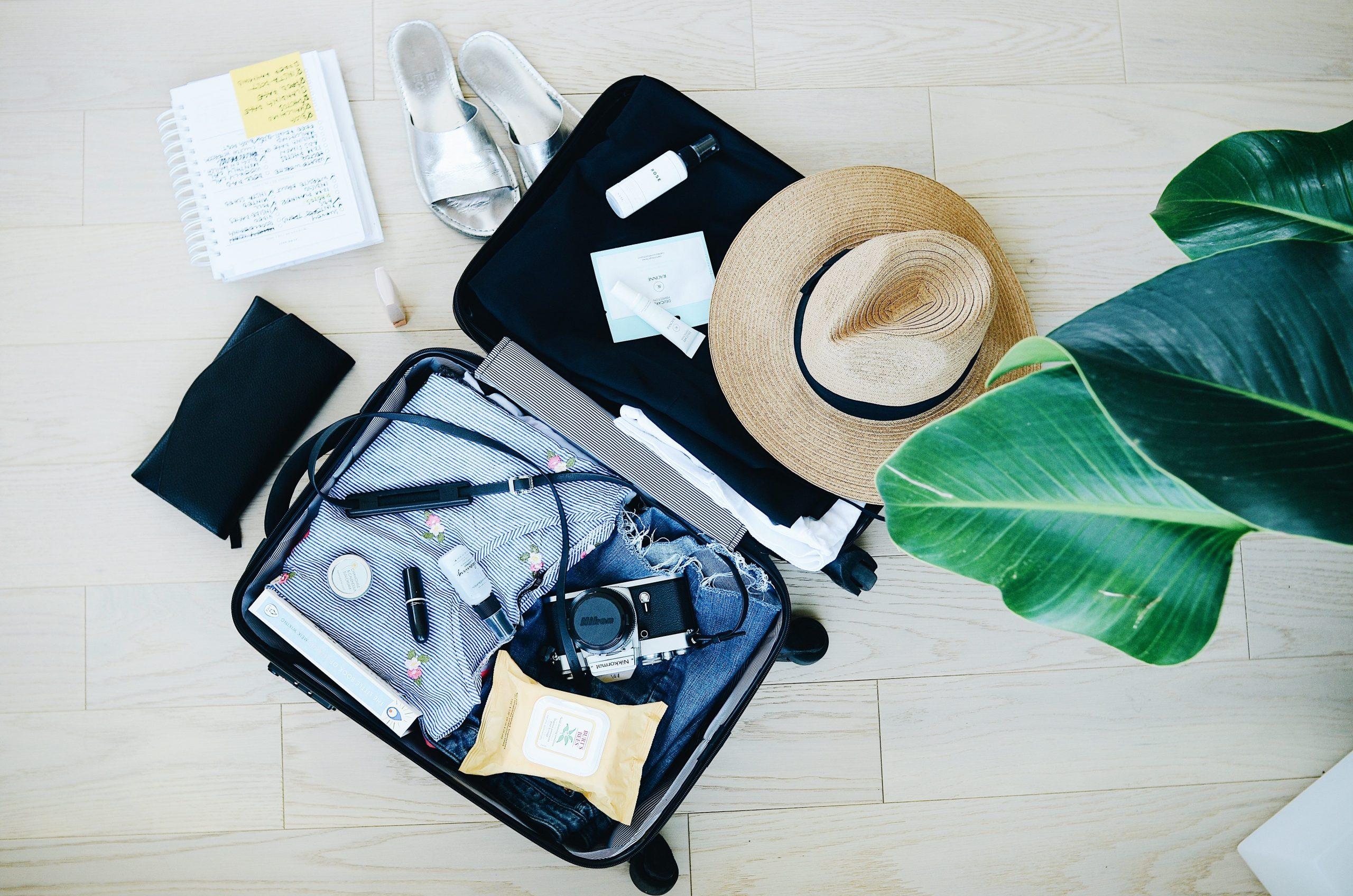 Comment faire votre valise pour partir en croisière ?