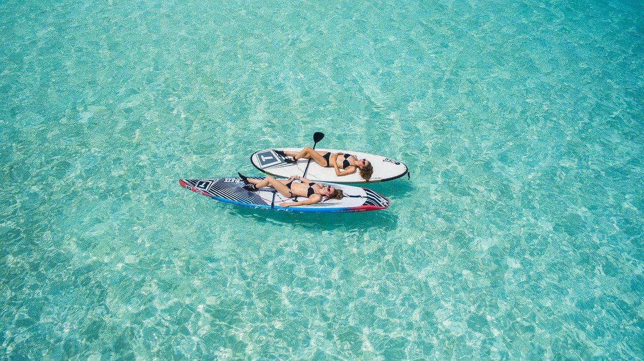 Les 7 activités nautiques à faire en croisière - dream yacht charter