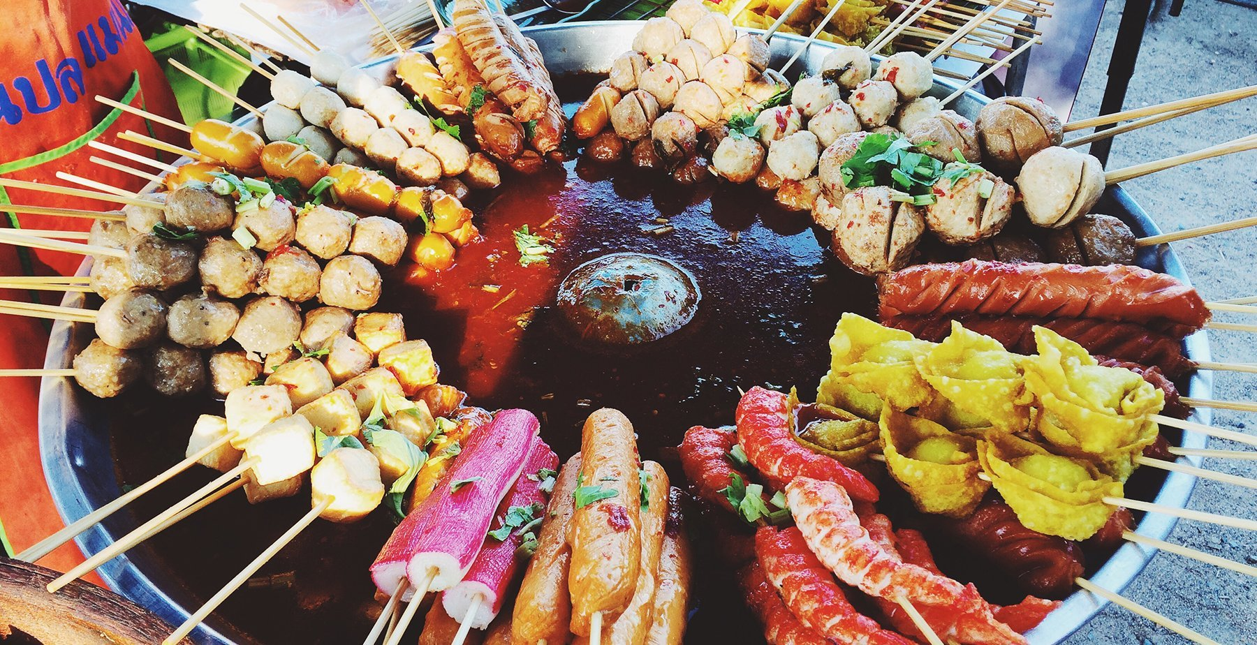 5 Thai Street Food You Need to Try