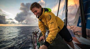 Volvo Ocean Race 2021 sailor Bianca Cook