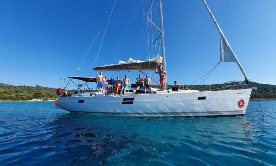 Corporate Events fleet by Dream Yacht Charter