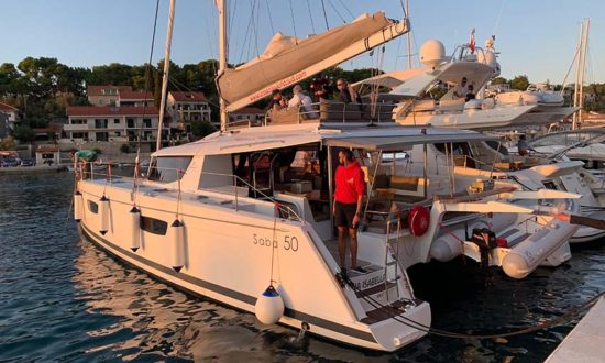 Corporate events expertise by Dream Yacht Charter