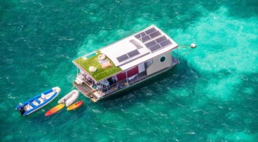 Aqualodge by Dream Yacht Charter