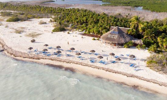 Cayo Rico beach Cuba