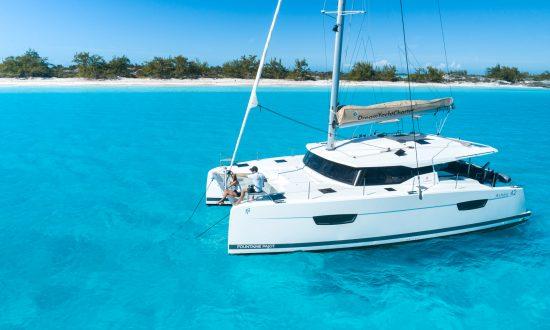 Sailing Exumas