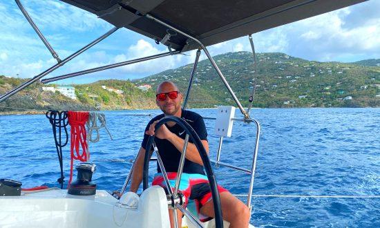 sailing st thomas